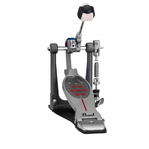Pearl Pearl Eliminator Redline Single Bass Drum Pedal, Belt Drive P2050B