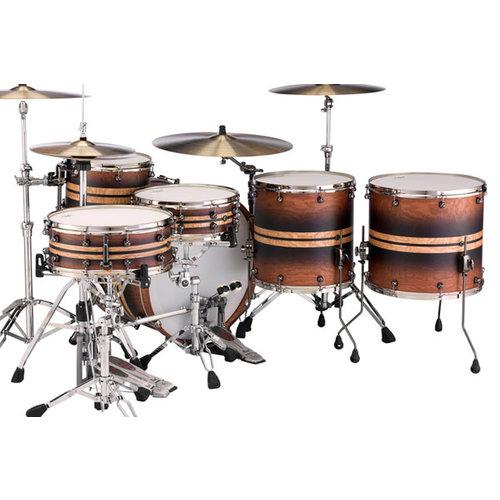 Pearl Pearl Eliminator Redline Double Bass Drum Pedal, Belt Drive P2052B