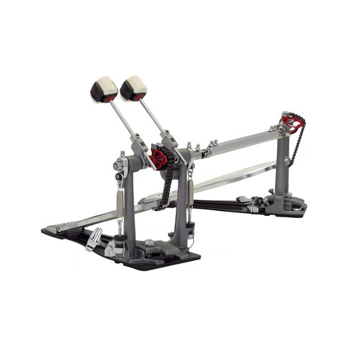 Pearl Pearl Eliminator Solo Double Bass Drum Pedal, Red Cam