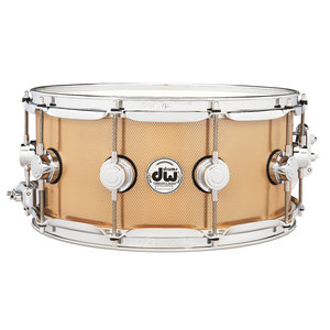 "DW DW Collector's 6.5""x14"" Bell Bronze Snare Drum"
