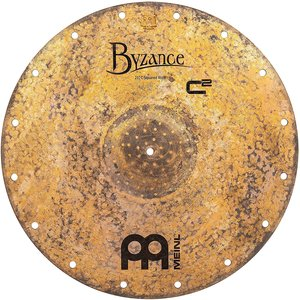 "Meinl Meinl Byzance 21"" Vintage C Squared Ride Cymbal"