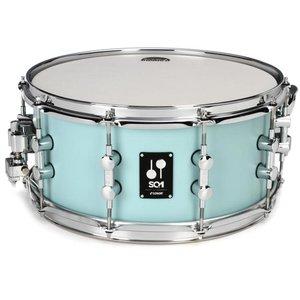 """Sonor Sonor SQ1 6.5 x 14"""" Snare Drum Cruiser Blue"""