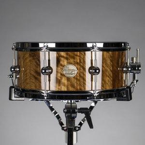 Doc Sweeney Doc Sweeney Claro Walnut 14x5.5 Stave Snare Drum