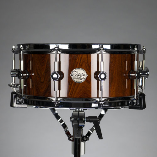 Doc Sweeney Doc Sweeney Rose 14x6 Stave Pao Rosa Snare Drum
