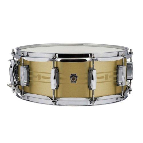 Ludwig Ludwig 5.5x14 Heirloom Brass Snare Drum