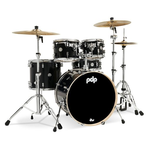 PDP PDP Concept Maple 5pc Shell Pack - Limited Meteor Dust Lacquer