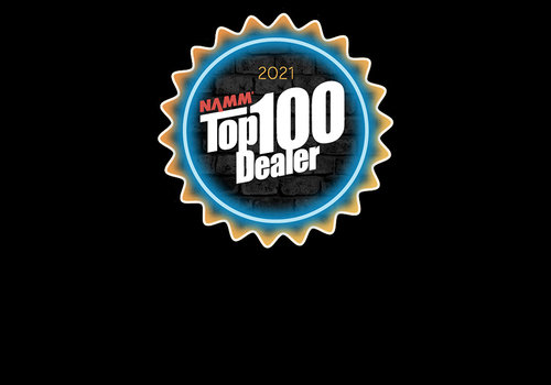 Rupp's Drums Named TOP 100 Dealer Again!