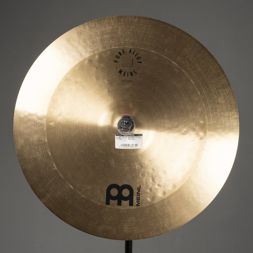 """Meinl Used Meinl Pure Alloy 18"""" China Cymbal"""