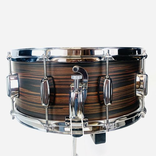 Barton Drums Barton Drums Essential Beech 14x6 Snare Drum-Rosewood