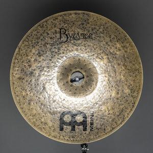 """Meinl Used Meinl 16"""" Byzance Dark Crash Cymbal"""
