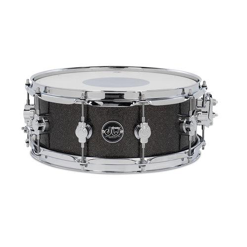 "DW DW Performance Series 5.5 x 14"" Snare Drum - Pewter Sparkle"