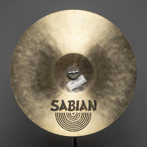 "Sabian Used Sabian HHX 16"" Stage Crash"
