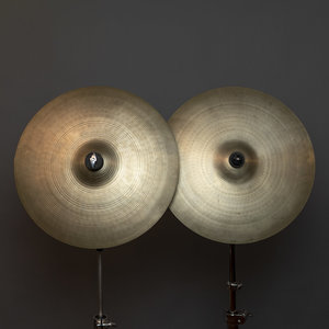 "Zildjian Vintage Zildjian 1960s 15"" Hi Hats (Pair)"