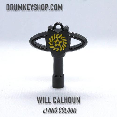 Drum Key Shop Will Calhoun Signature Drum Key