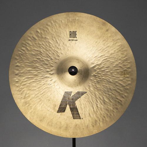 "Zildjian Used Zildjian 20"" K Ride Cymbal"