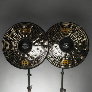 "Meinl Meinl 14"" Classics Custom Dark Hi-Hats"