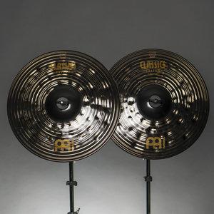 "Meinl Meinl 15"" Classics Custom Dark Hi-Hats"