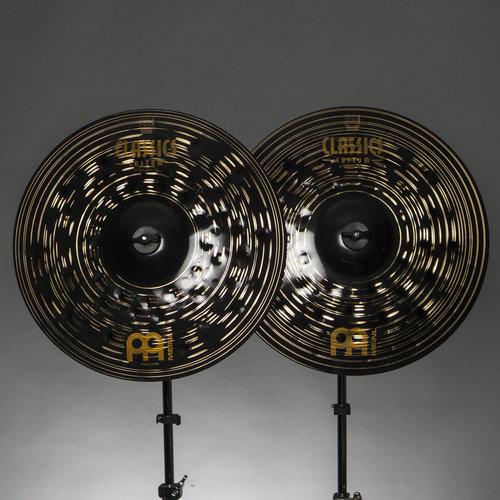 "Meinl Meinl 16"" Classics Custom Dark Hi-Hats"
