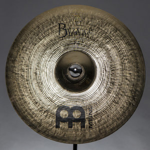 "Meinl Meinl Byzance Brilliant 18"" Medium Thin Crash"