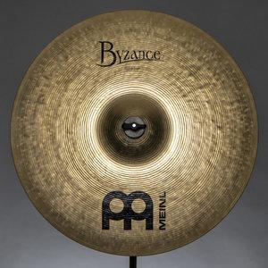 "Meinl Meinl 18"" Byzance Brilliant Thin Crash"