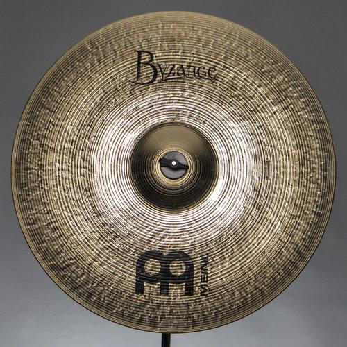 "Meinl Meinl Byzance Brilliant 19"" Medium Thin Crash"
