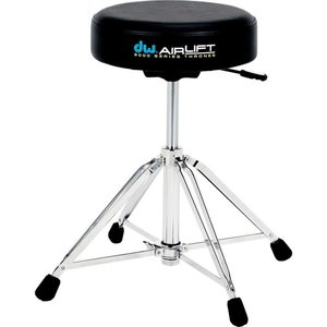 DW DW Heavy Duty Throne Air Lift Round Top