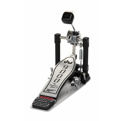 DW DW 9000 Single Pedal Extended Footboard