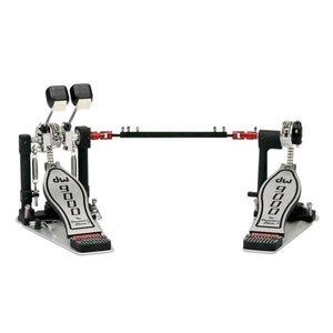 DW DW 9002 Double Pedal w/Bag, Lefty