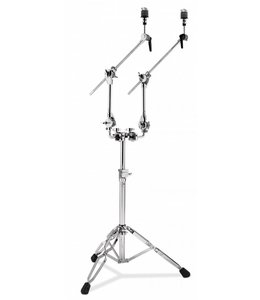 DW DW Heavy Duty Double Cymbal Stand