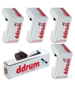 DDrum ddrum Chrome Elite Trigger Pack