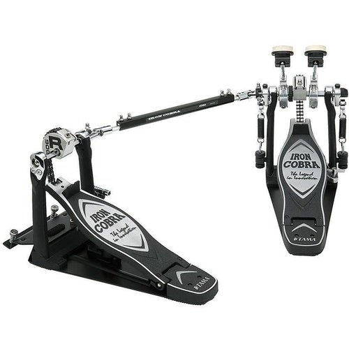 Tama Tama Iron Cobra Rolling Glide Double Pedal W/ Case HP900RSWN