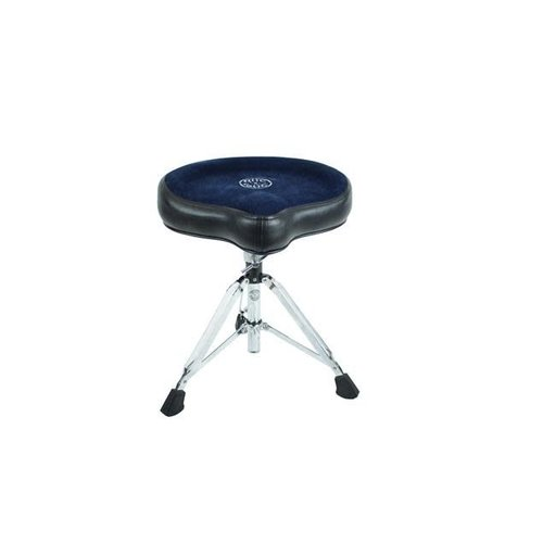 Roc-N-Soc Roc n Soc Manual Spindle Throne with Blue Original Top