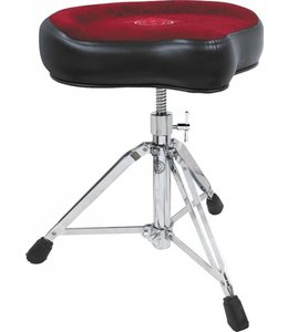 Roc-N-Soc Roc n Soc Manual Spindle Throne with Red Original Top