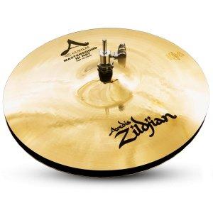 """Zildjian Zildjian 13"""" A Custom Mastersound Hi Hat Pair"""