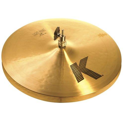 """Zildjian Zildjian 15"""" K Light Hihat Pair"""