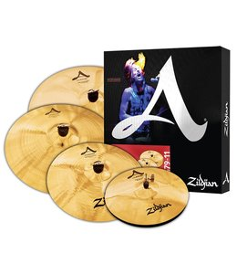 "Zildjian Zildjian A Custom Box Set w/ Free 18"" Crash"