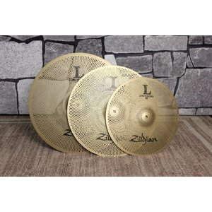 Zildjian Zildjian Low Volume 14/16/18 Cymbal Set