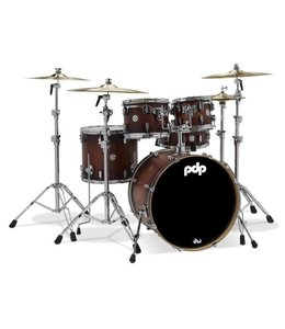 PDP PDP Concept Maple Satin Tobacco Burst 5pc Shell Pack