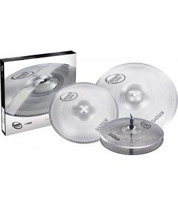 Sabian Sabian QTPC502 Quiet Tone Practice Cymbal Set
