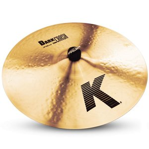 "Zildjian Zildjian 18"" K Zildjian Dark Crash Thin"