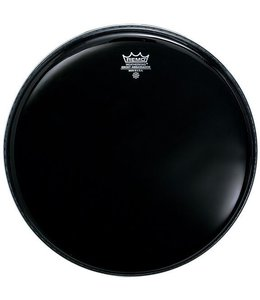 Remo Remo Ebony Ambassador Bass Marching Drumhead