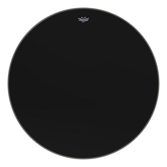 """Remo 22/"""" Ambassador Ebony Bass Drum Head ES-1022-00"""