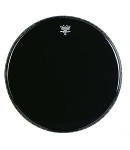 Remo Remo Black Suede Ambassador Bass Drumhead