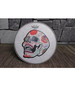 Remo Remo 14in ArtBEAT Artbeat Drumhead - José Pasillas