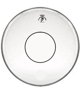 Remo Remo Clear Powerstroke 77 Drumhead w/ Crimplock Hoop and Clear Dot