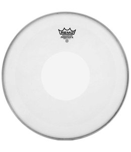 Remo Remo Coated Powerstroke X Drumhead w/ Clear Dot On Top