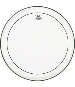 Remo Remo Clear Pinstripe Bass Drumhead