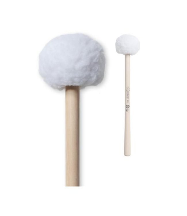 Vic Firth Vic Firth Corpsmaster Bass Mallet Large Head, Soft