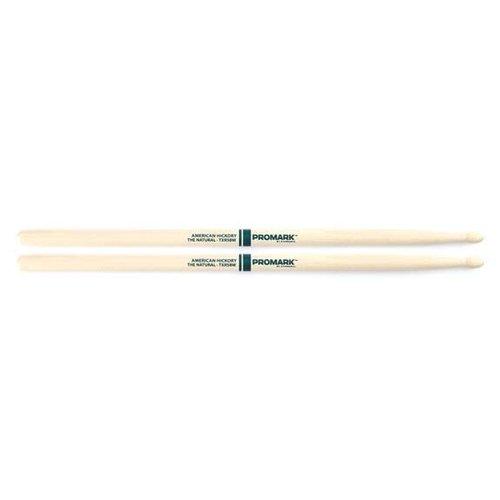 Promark Promark Natural Hickory Wood Tip 5B Drum Sticks