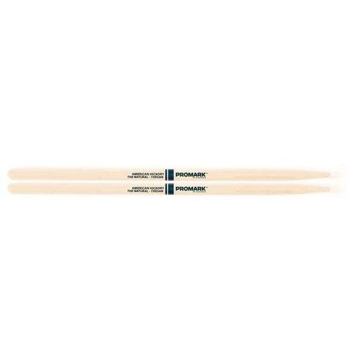 Promark Promark Natural Hickory Nylon Tip 5A Drum Sticks